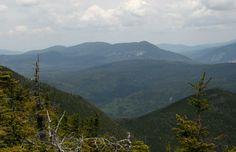 Vue de la crête, mont Carrigian, New Hampshire, mai 2016 New Hampshire, Mai, Mountains, Nature, Travel, Mountain Range, Naturaleza, Viajes, Destinations