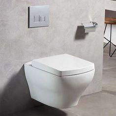 FRESH RIM-OFF RIMLESS Toilet, Bath, Fresh, Flush Toilet, Bathing, Toilets, Bathroom, Bathtub, Bath Tub