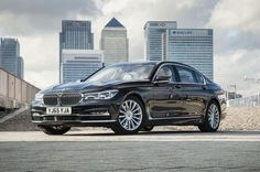 BMW 7 Series - MonthlyMale