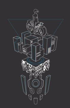 Transistor T-Shirt   Supergiant Games
