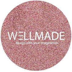Closer look for our high quality commercial use pink glitter additive Holographic Glitter, Pink Glitter, Glitter Paint Additive, Glitter Grout, Glitter Iphone 6 Case, Arts And Crafts, Diy Projects, Rose Gold, Studios