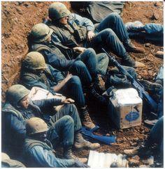 The 5th Marine Division, Khe Sahn - 1967