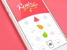 Remix your summer by Chuan   ⠀⠀⠀⠀⠀⠀⠀⠀⠀  ⠀⠀⠀⠀⠀⠀⠀⠀⠀  ⠀⠀⠀⠀⠀⠀⠀⠀⠀  ⠀⠀⠀⠀⠀⠀⠀⠀⠀ #UX #UI #Development #Interface #design #interaction #designer #ramotion #dribbble #behance⠀⠀⠀⠀⠀⠀⠀⠀⠀  ⠀⠀⠀⠀⠀⠀⠀⠀⠀  ⠀⠀⠀⠀⠀⠀⠀⠀⠀  ⠀⠀⠀⠀⠀⠀⠀⠀⠀ https://Ramotion.com?utm_source=pintrst