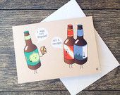 Bee is for bear  - personifies the bottles