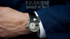 The Making Of F.P.Journe's Most Complicated Watch on Vimeo