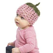 Strawberry Blossom Hat - Premier Yarns