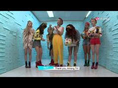 Wassup (Wa$$up) 와썹 - Pops in Seoul - Shut Up U (시끄러워U) - Arirang Secret Box - includes music video starting at 8:35 mark