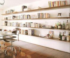 prateleiras de livros - Pesquisa Google