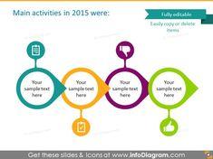 smart goals template ppt diagrams инструменты ПС pinterest