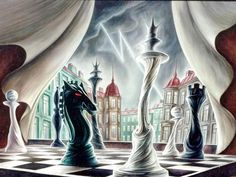 картины на шахматной доске: 13 тыс изображений найдено в Яндекс.Картинках