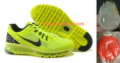 Mens Nike Air Max 2013 Volt Black Shoes        #Volt  #Womens #Sneakers