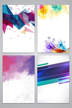 Color gradient poster background image#pikbest#backgrounds