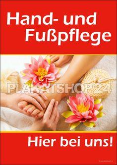 Werbeplakat Plakat Weihnachten Plakat Fußpflege vom Profi