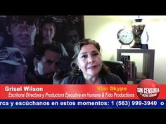 Es más dificil poner a los héroes reales  en la pantalla grande: Grisel Wilson - YouTube