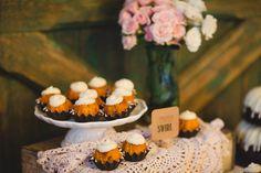 Cake table- nothing Bundt cakes