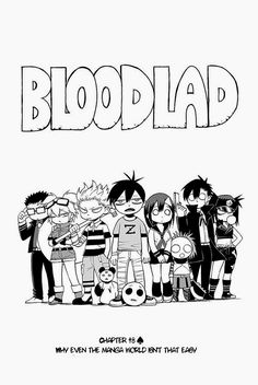 Read manga Blood Lad Vol.010 Ch.048 Read Online online in high quality