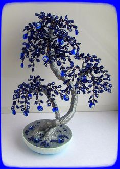 blossom Home decoration Bonsai trees Sakura bonsai beads tree al . blossom Home decoration Bonsai trees Sakura bonsai beads tree al . Colorful round beads earrings Pretty for summer ! Our Lady of Lourdes Catholic Rosary Aurora Borealis Faceted Tree Of Life Art, Tree Art, Beaded Crafts, Wire Crafts, Metal Flowers, Beaded Flowers, Bonsai Artificial, Copper Wire Art, Bonsai Wire