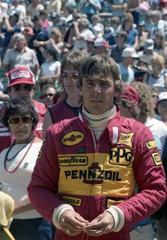 1984-Rick Mears | Flickr - Photo Sharing!