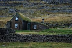 Litlibær: This small but beautiful stone-laden turf house from 1895 offers coffee and home-made pastries made in the traditional housewife's way. In Litlibær you can purchase local handicrafts and experience a moment of quiet reflection in the picturesc nature in the West.