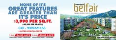 Call - 9989221168 Supertech Belfair located in Sector 79 Gurgaon part of AADRI's 200 acre township, which offers 1 BHK & 2 BHK Apartments, 3 side open residences at affordable price. Belfair Spread over 10 acres of sprawling greens land.