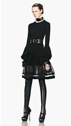 Alexander McQueen | 2011 AW Womenswear Fashion Show | Womens Autumn Fall Winter Collection