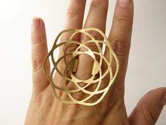 """CASA KIRO-CHILE-""""-a partir de un círculo plano y algunas operaciones simples mediante cortes y pliegues"""