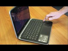 Dell XPS 12 Ultrabook --  Hands on