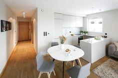 Kuchnia w bieli: 10 wyjątkowych projektów - Dom