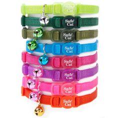 Coastal Pet Products Breakaway Safe Personalized Cat Collar | Collars | PetSmart