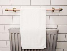 Bathroom Towel Rails And Rings