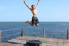 The Best Exercise for Your Immune System: Rebounding! | Chris Beat Cancer