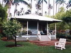 old plantation style houses in Hawaii
