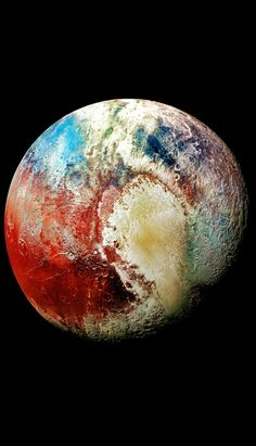 Planets Wallpaper, Wallpaper Space, Apple Wallpaper, Galaxy Wallpaper, Space Planets, Space And Astronomy, Pluto Planet, Planet Pictures, Solar System Planets