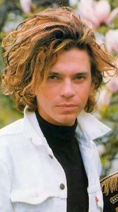 Michael (Kelland John) Hutchence - Australian Musician, Singer/Songwriter & Actor (born 22 January 1960 ~ died 22 November 1997).