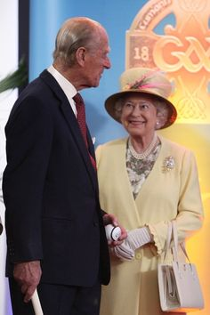 queensofias:  The Duke of Edinburgh and Queen Elizabeth