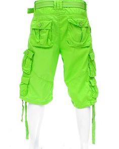 Camo Cargo Shorts...MORE COLORS.br/br/100% cotton with tonal ...