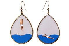 earrings Kika Mishto