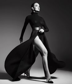 Total Black, Backless, Instagram, Dresses, Fashion, Vestidos, Moda, Fashion Styles, Dress