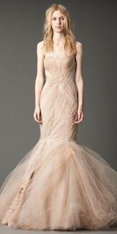 #abiti #sposa #colorati #tendenze #matrimonio #2015