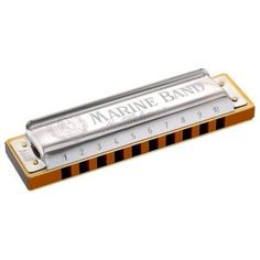 KEY OF F Hohner 2009BX-F MARINE BAND CROSSOVER HARMONICA