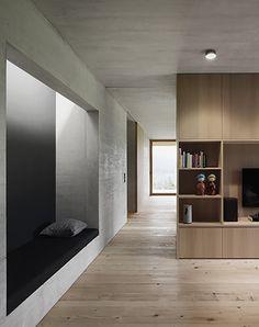 © Adolf Bereuter http://www.archdaily.com/571660/haus-kaltschmieden-bernardo-bader-architects