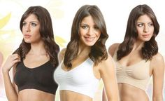 $19.95 For A 3-Pack Genie Bra Set; Taxes Included ($65 Value)