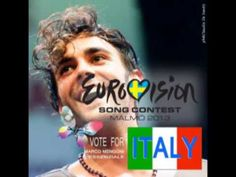 Eurovision Song Contest @ Vote for ITALY @mengonimarco #Eurovision #ESC