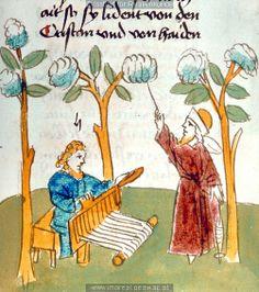 Weaver, Journey to the Holy Land (ÖNB 2838, fol. 107-?), 1476