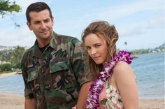 : The latest from writer-director Cameron Crowe stars Bradley Cooper as a military contractor caught between a long-ago love (Rachel McAdams) and a young Air Force officer (Emma Stone). With Bill Murray and Danny McBride. In theaters May Rachel Mcadams, Bradley Cooper, Emma Stone, Movie Photo, Picture Photo, The Hangover, Ricki And The Flash, 8th Wedding Anniversary Gift, Cinema