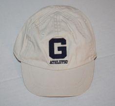 Baby Gap Baseball Cap Hat Khaki tan light brown Athletic 6-12 m months Boy Girl