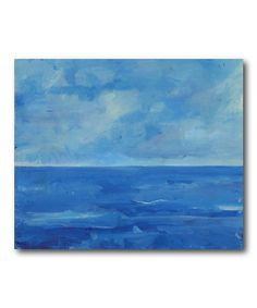 Another great find on #zulily! Blue Sea II Wrapped Canvas #zulilyfinds