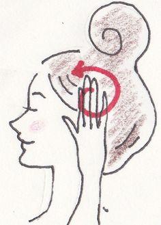 ほうれい線の溝を消す新たな方法 パート2  | キレイは自分で創る セルフケア美容家 藤田千春オフィシャルブログ Face Yoga, Face Massage, Healthy Beauty, Knowledge, Hair Beauty, Exercises, Health Fitness, Nice, Facial Massage
