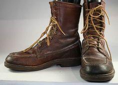 Vintage Mens Boots