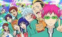 El anime de Saiki Kusuo no Psi Nan tendrá secuela